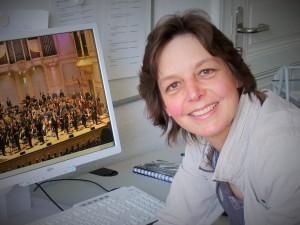Sonja Noethlich, Leiterin der Geschäftsstelle